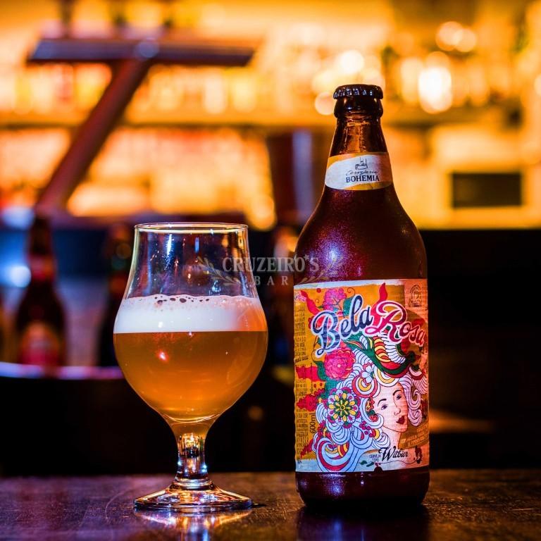 Cerveja-Bela-Rosa-Cruzeiro's-Bar