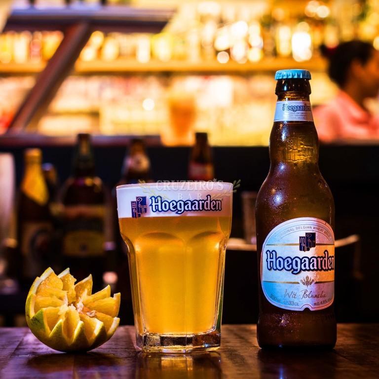 Cerveja-Hoegaarden-WitBier-Cruzeiro's-Bar