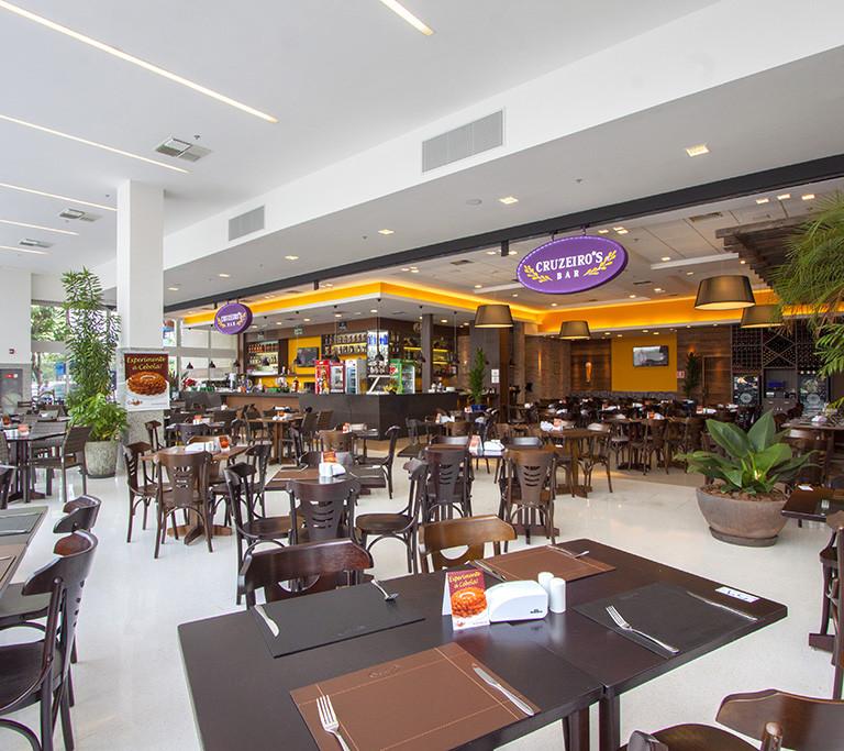 Cruzeiros Bar_Grand Plaza Shopping_ambiente