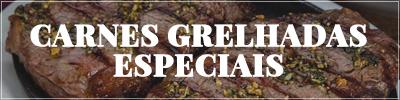 carnes grelhadas especiais - Cruzeiro's Bar
