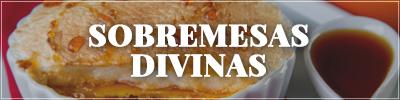 sobremesas divinas - Cruzeiro's Bar
